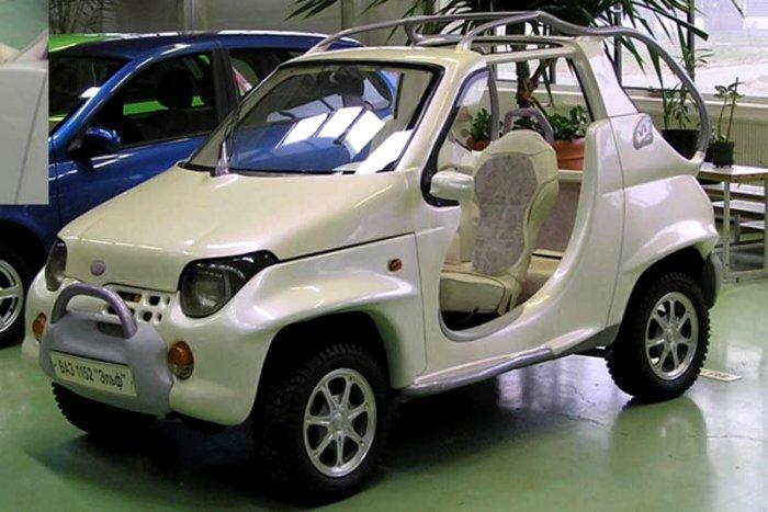 Удивительно, но на АвтоВАЗе в начале 1990-х предугадали тренды 2010-х. /Фото: info-vaz.ru