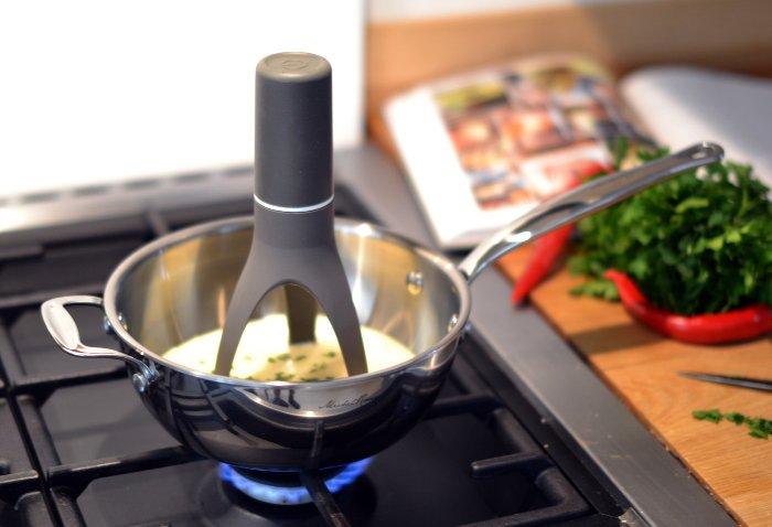 Технология, которая вытерпит бесконечные помешивания. /Фото: uutensil.com