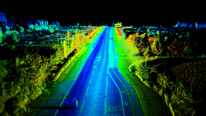 Высокоточная технология Лидар теперь освоена и специалистами КАМАЗа. /Фото: neurohive.io