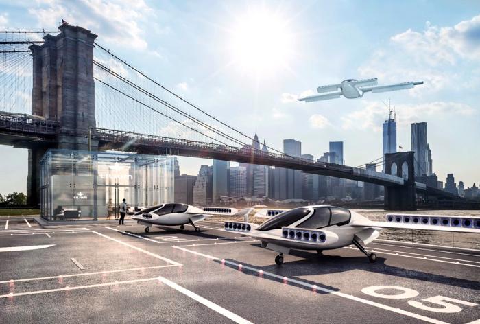 Известные на сегодняшний день возможности аэротакси впечатляет не меньше ранних концепт-артов. /Фото: fainaidea.com
