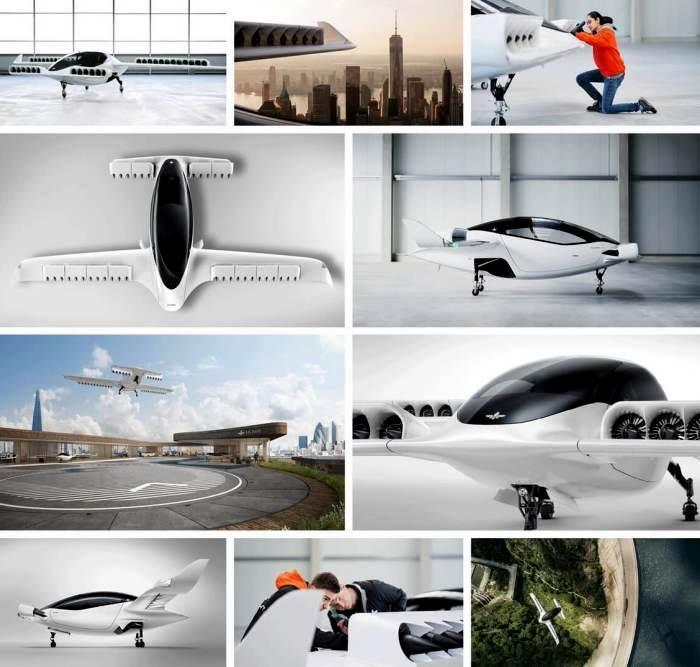 Пока что электрическое воздушное такси Lilium Jet может пролететь на одном заряде только 300 км. /Фото: hevcars.com.ua