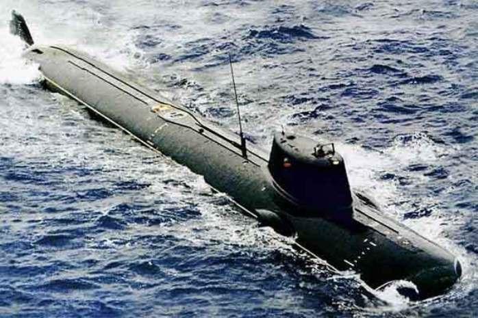 Подводная лодка строилась много лет. /Фото: obozrevatel.com