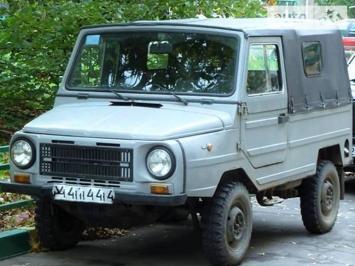 Неудачливый внедорожник периода заката СССР. /Фото: riastatic.com