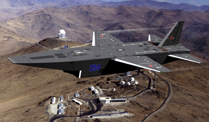 Вариант внешнего вида М-25, созданный в наше время на основе опубликованных чертежей. /Фото: livejournal.com