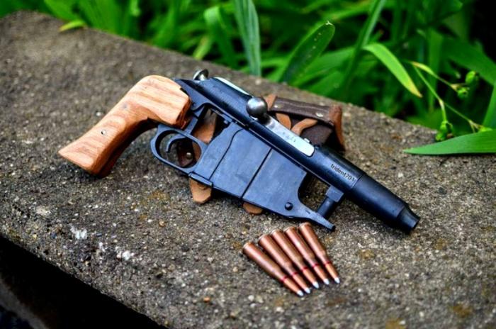 Креативное, но вряд ли безопасное оружие. /Фото: quora.net