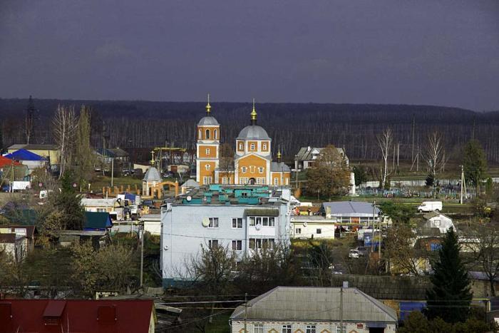 Тайна названия Малоархангельск до сих пор доподлинно не раскрыта. /Фото: maloarhangelsk.ru