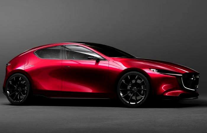 Модель Mazda Kai Concept. /Фото: globusks.ru