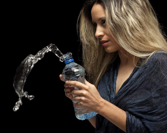 Водные процедуры во время игр. /Фото: sibdepo.ru
