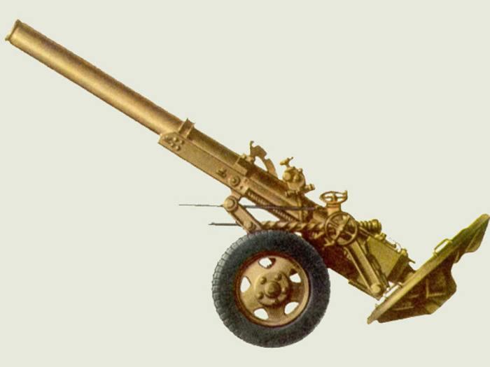 Самый мощный миномет войны. /Фото: opocuu.com