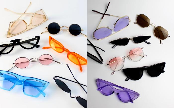 Современные очки ограничивают только солнце, а не зрение. /Фото: bzh.life