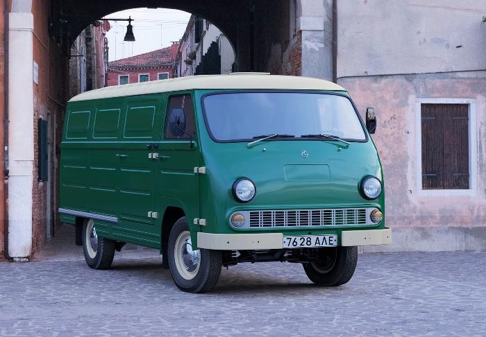 Даже самая неудобная советская машина имела право на популярность. /Фото: artstation.com