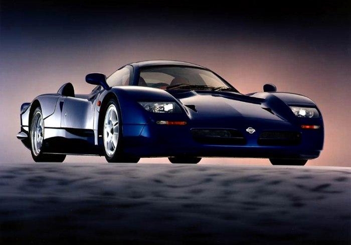 Машина, которая создавалось специально для гонок. /Фото: cartype.com