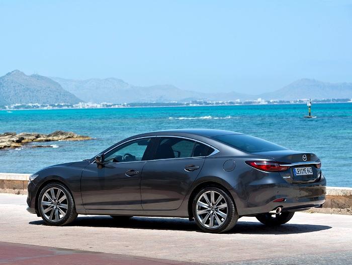 Весьма поэтичное название для автомобильного дизайна. /Фото: mazda.autoua.net