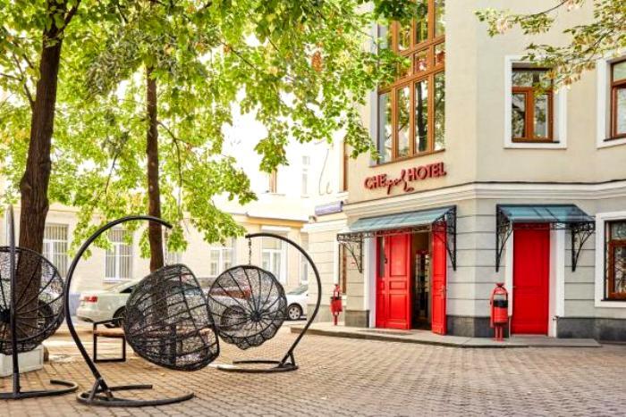Арт-отели для наших мест - еще новинка. /Фото: tur-hotel.ru