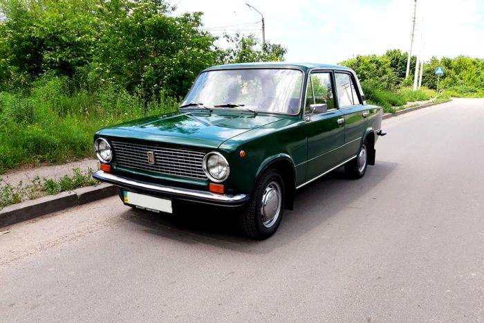 Внешне же ВАЗы для спецслужб не отличались от обычной «копейки». /Фото: cars.ua