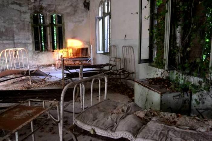 Пока трудно поверить, что это заброшенное место с дурной славой реально превратить в курорт. /Фото: esoreiter.ru