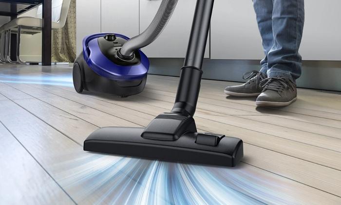 Эффективность всасывания пыли не зависит от мощности гаджета. /Фото: cnews.ru