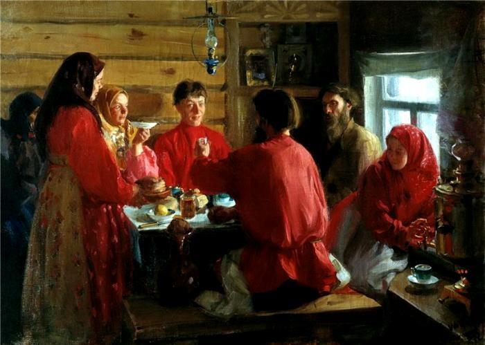 Древнерусские застолья с годами получались все более разнообразными. \Фото: cultura.menu