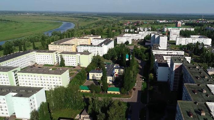 Город атомщиков, который лишили будущего. /Фото: gtrk.tv
