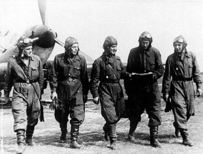 В начале войны у летчиков было немало проблем. /Фото: proza.ru