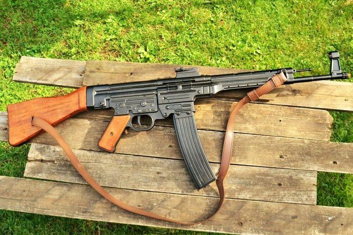 Перспективная винтовка конца войны. /Фото: ebayimg.com