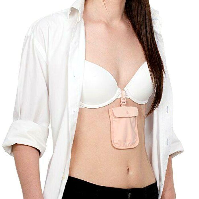 Все свое ношу с собой и в надежном месте. /Фото: ebay.com