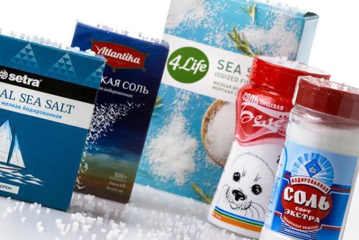 У всякого продукта есть срок годности, и йодированная соль - не исключение. /Фото: nauka.boltai.com