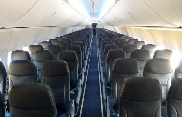 Не все места в самолете одинаково удобны и безопасны. /Фото: proexpedition.ru