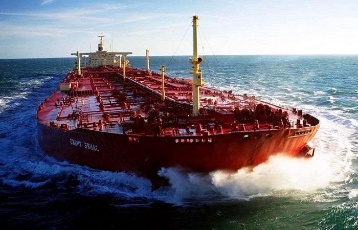 Крупнейший в мире нефтяной танкер, которого также больше нет. /Фото: weightofstuff.com