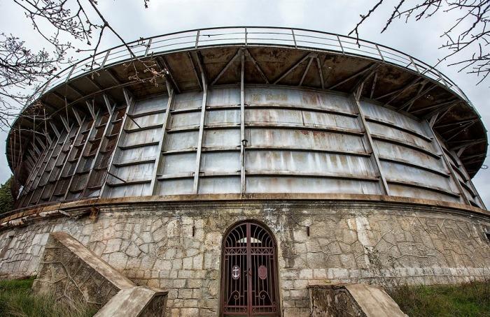 Место, где изучали волны. /Фото: blogspot.com