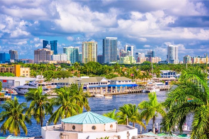 Американский город на воде. /Фото: crazyllama.com