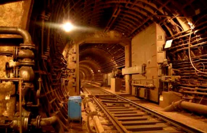 О секретном ответвлении метрополитена до сих пор мало известно. /Фото: ss-op.ru