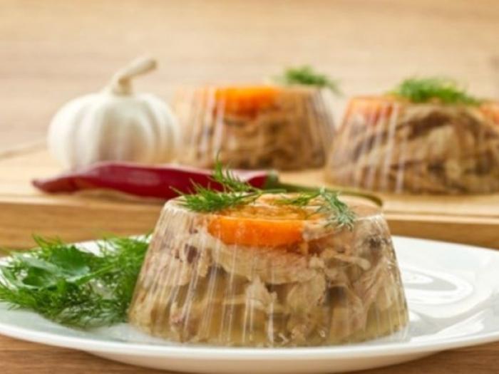 Неоднозначное русское блюдо. /Фото: smak.ua