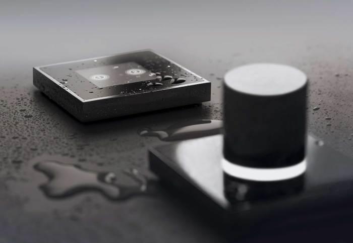 Инновационный концепт для ванной. /Фото: stylepark.com