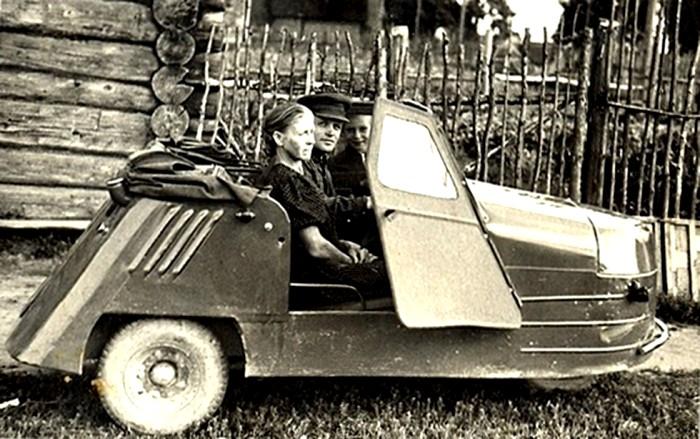 В послевоенные годы на эту модель был большой спрос. /Фото: kolesa.ru