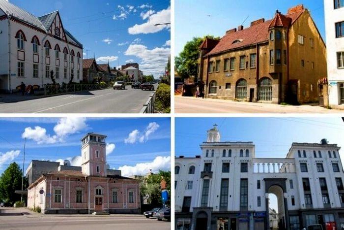 Нотки Финляндии в русском городе. /Фото: top10.travel