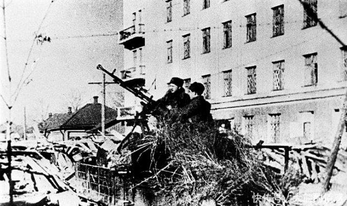 Оборона Сталиногорска, 1941 год. /Фото: russian7.ru