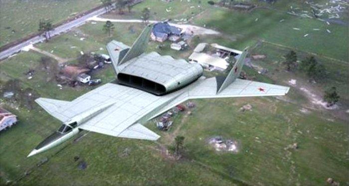 Так мог выглядеть самолет М-25. /Фото: infodays.ru