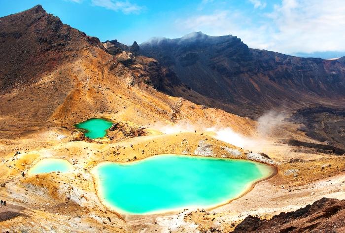 Похоже на инопланетные кратеры. /Фото: travelzoo.com