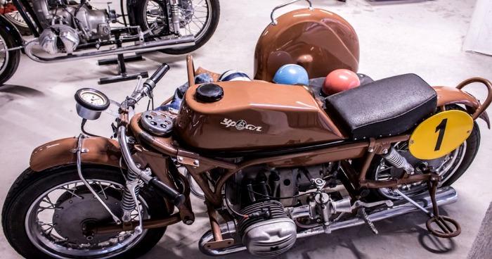 Мотоцикл исключительно для гонок даже не планировали пустить в серию. /Фото: 2drive.ru