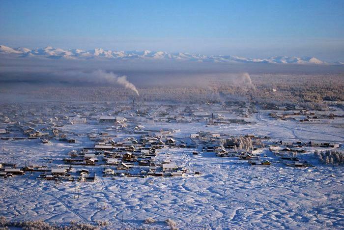 Один из претендентов на звание Полюса холода медленно вымирает. /Фото: gorodarus.ru