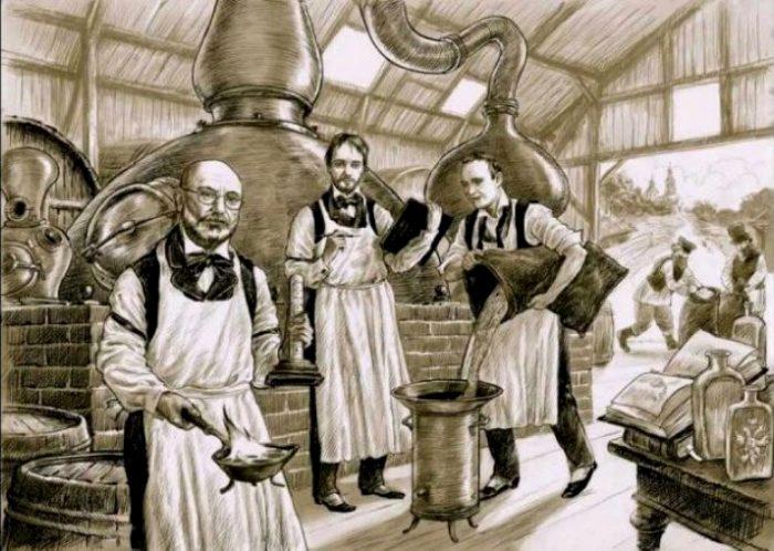 История с вятским производством 12 века оказалась недостоверной. /Фото: vkusnoe-da.ru