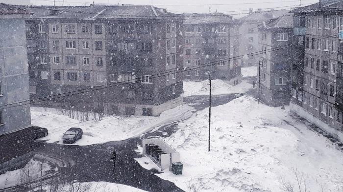Кажется, что домов здесь осталось больше, чем людей. /Фото: varlamov.me