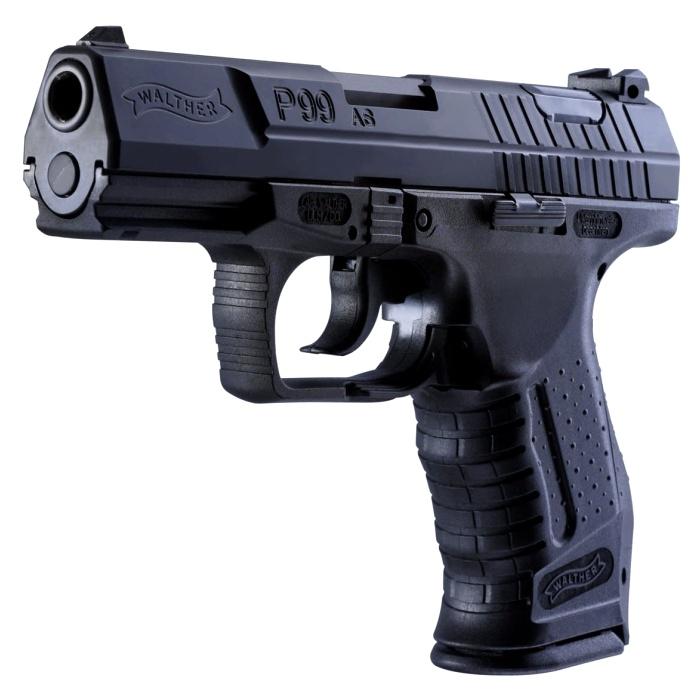 Известный немецкий пистолет. /Фото: lanzshootingsupplies.com
