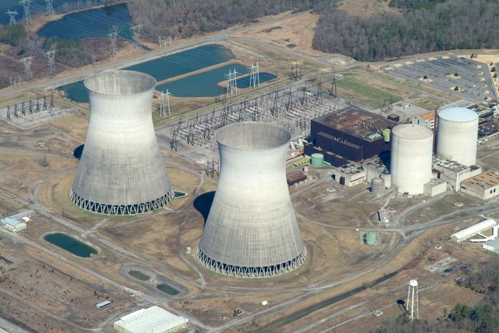 Эра атомной энергетики закончилась, и проекты АЭС становились никому не нужны. /Фото: wikiрedia.org