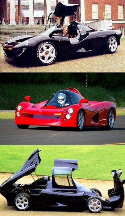 Машина полна креативных деталей. /Фото: techeblog.com