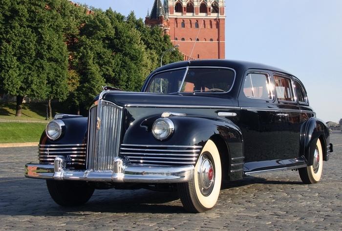 Один из первых отечественных машин класса люкс. /Фото: wroom.ru