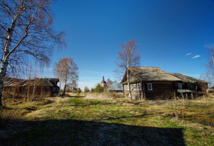Чаронда была заселена много веков назад / Фото: temples.ru
