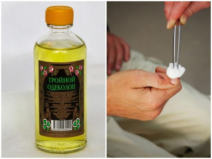 Кельнская вода в Европе быстро приобрела популярность и применялась для растирки, обеззараживания ран / Фото: 100sp.ru