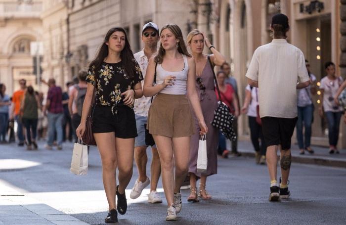 У итальянок нет комплексов по поводу собственной внешности, и они вообще об этом особо не переживают / Фото: vsyachyna.com